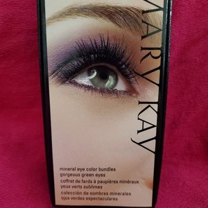 Mary Kay Mineral Eye Shadow Bundle Gorgeous Green